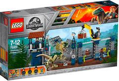 REVIEW LEGO 75931 Dilophosaurus Outpost Attack (hello_bricks) Tags: review lego 75931 dilophosaurus outpost attack dinosaure dinosaur jurassicworld fallenkingdom jurassicpark