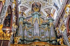 = = = = = = = (roberke) Tags: orgel organ church kerk interieur interior indoor polen gold goud praal architecture architectuur kleurrijk colorfull