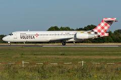Volotea / B712 / EC-MGS / LFRS 03 (_Wouter Cooremans) Tags: lfrs nte nantes spotting spotter avgeek aviation airplanespotting volotea b712 ecmgs 03 b717
