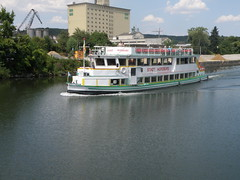 Stadt Wurzburg (cessna152towser) Tags: riverboat main