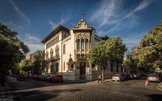 Palacio de don Miguel Luis Letelier, Santiago.