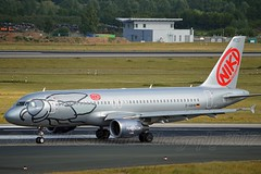 D-ABHM Air Berlin Airbus A320-214 cn/4594 Niki c/s wfu 27-10-2017 reg OE-IZE easyJet Europe 27 Feb 2018 @ EDDL / DUS 16-06-2017 (Nabil Molinari Photography) Tags: dabhm air berlin airbus a320214 cn4594 wfu 27102017 reg oeize easyjet europe 27 feb 2018 eddl dus 16062017 niki cs