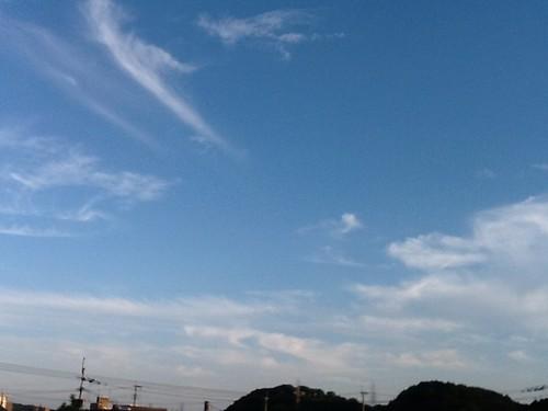 地震雲 画像9