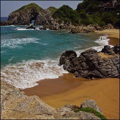 Zipolite, Oaxaca. (Mac1968) Tags: playa zipolite beach oaxaca mexico nude family travel oceano pacífico pacific ocean turismo alternativo el alquimista restaurante nudista