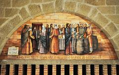 2º misterio luminoso: las bodas de Caná (Santuario Torreciudad) Tags: virgen maria santuario misterio rosario