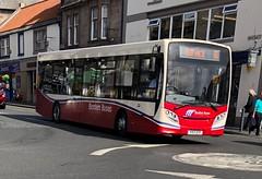 Borders Buses 11718 YY17 GTF (08.08.2018) (CYule Buses) Tags: service60 bordersbuses wcm westcoastmotors enviro200 alexanderdennis alexanderdennisenviro200 yy17gtf 11718