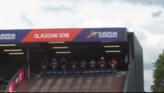 Glasgow Scotland Knightswood Park BMX Centre Glasgow 2018 European BMX Championships Final Video And Pictures Of The Action - 6 Of 94 (Kelvin64) Tags: glasgow scotland knightswood park bmx centre 2018 european championships final video and pictures of the action