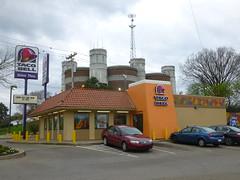 Taco Bell, former Zantigo, Colerain Ave, Cincinnati, OH (04) (Ryan busman_49) Tags: tacobell zantigo former restaurant vintage cincinnati oh ohio