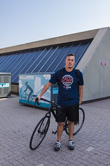 RRC_Sustainability_July 2018-043 (RedRiverCollege) Tags: rrc redrivercollege notredamecampus ndc sustainability electriccar compost bike