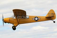 51-15319 PIPER SUPERCRUISER AT BREIGHTON (toowoomba surfer) Tags: aircraft aviation aeroplane