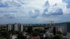 DSCF0775_jnowak64 (jnowak64) Tags: poland polska malopolska cracow krakow krakoff bronowice krajobraz niebo chmury architektura lato mik color