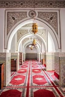 The Moroccan architecture