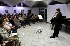Músicos trabajando Héctor Manuel Noriega y Héctor Acosta (ISCSonora) Tags: