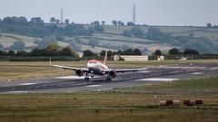 Easyjet A320neo G-UZHA (Cloudsurfer_UK) Tags: easyjet airbus a320neo guzha bristolairport aircraft airline airliner