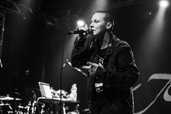 Jennifer Gegenläufer (DickerDackel) Tags: antifa concert deutschrap feminismus gig hiphop jennifergegenläufer konzert kulturzentrumfranzk livemusic queer queerfeminismus rap reutlingen sookee franzk bw deutschland
