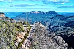 Beautiful scenic view at the Blue mountains (Simple Story ★彡) Tags: view scene beautiful adventure hiking discover exploring aroundtheworld travel landscape landscapephotography