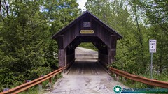 Emily's Covered Bridge in Stowe (scenicvermontphotography) Tags: coveredbridge emilyscoveredbridge historic historicvermont scenicvermont scenicvermontphotography stowevermont vermonthistory vermontlandscape vermontlandscapes