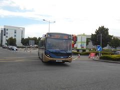 Stagecoach in South Wales 26104 (Welsh Bus 18) Tags: stagecoach southwales stagecoachgold dennis dart slf 5 adl enviro200mmc 118m eurovi 26104 yx66wjn cardiffbay lloydgeorgeavenue nationaleisteddfod2018