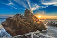 IMG_4541_Fangshan (Mark thanks for 2,000,000+ views) Tags: 台灣 taiwan tw 日落 sunset 海岸 coast