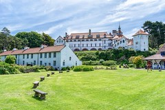 Serenetity at Caldey Island (samanthalewisphotography) Tags: caldey tenby wales pembrokeshire monks monastery architecture