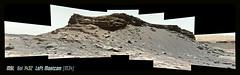 1432 Left Mastcam Mosaic @ 300% (TerraForm Mars) Tags: nasas mars rover curiosity nasajplcaltechmssssolcuriosity mastcamm100
