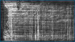 Wall (ScottElliottSmithson) Tags: bellevuebotanicalgarden botanicalgarden water waterfall waterfeature fountain landscape blackandwhite bw monochrome dtpuck dtwpuck canon eos eos7d 7d hdr photomatix scottelliottsmithson scottsmithson detail shadow pacificnorthwest washingtonstate washington bellevue