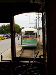PCC #4391 (trainphotoz) Tags: illinoisrailwaymuseum irm pcc pccstreetcar vintagetransportationextravaganza cta chicagotransitauthority