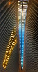 slither of light, Oculus NY (india_snaps) Tags: ny newyork oculus shadows light