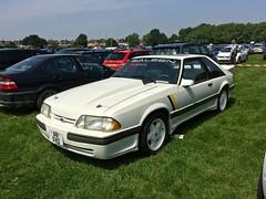 1986 Saleen Ford Mustang Fox Body (mangopulp2008) Tags: 1986 saleen ford mustang enfieldcarpageantlondon2015 enfield car pageant 2018 fox body