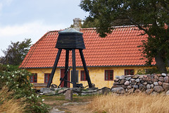 DSC02096-1 (alavrsen) Tags: hirsholmene denmark island nature sanctuary protedted sea seascape stones landscape rocks birds wildlife wildnature vegetation boat frederikshavn