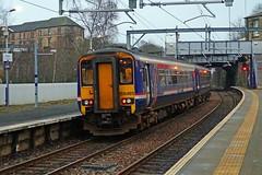 SPRINGBURN 130215 156465 (SIMON A W BEESTON) Tags: springburn scotrail 156465 2j59