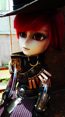 Arden Volker (Usatii~) Tags: taeyang pluto arden volker red hair