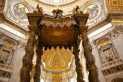IMGP2096 (Maurizio Masini) Tags: roma rome rom vatican vaticano sanpietro statue saints