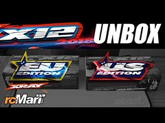 Xray X12 2018 EU US Edition Comparison & Unbox [ rcMart.com ] (fspoon22) Tags: 2018 comparison edition rcmartcom unbox xray