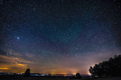 Perseids (the-father) Tags: perseiden perseids night sky star light upperpalatinate oberpfalz bavaria bayern germany meteotite coth5