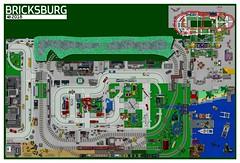 Bricksburg - updated layout Summer 2018 (EVWEB) Tags: lego layout city town diorama railway bricksburg