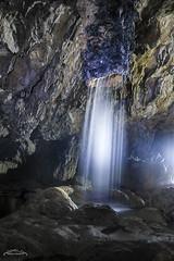 La grotte aux fées des Eaux-Chaudes ( Pyrénées) (mariechristinearbeloa64) Tags: stalactite calcaire chute marmite grotte concrétions colonne