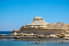 DSCF7356 (chalkie) Tags: gozo malta marsalforn saltpans salt seasalt