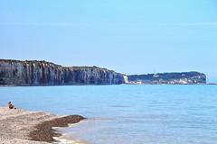 La côte d'Albatre (montane.stephane) Tags: normandie france plage mer falaises littoral nature paysage veuleslesroses