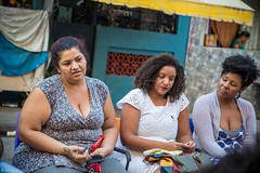 Roda de conversa Ser Mulher Negra  © DouglasLopes (6 de 16)
