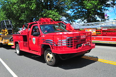 New Jersey Forest Fire Service Brush Truck C52 (Triborough) Tags: nj newjersey camdencounty pennsauken njdep newjerseyforestfireservice firetruck fireengine brushtruck brush c52 ford fseries f450