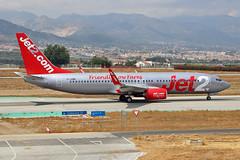 G-JZBN Boeing 737-800 Jet2.com Named Jet2 Croatia AGP 30-06-18 (PlanecrazyUK) Tags: lemg malaga–costadelsolairport malaga costadelsol gjzbn boeing737800 jet2com namedjet2croatia agp 300618