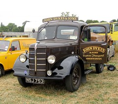 Ackworth Steam & Vintage Rally 21.7.2018 (15) (bebopalieuday) Tags: ackworth steamrally watertowershowground bedford ktype dropside truck 3519cc 1951 commercial classicvehicle westyorkshire