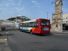 Stagecoach South West 34873 (Welsh Bus 18) Tags: stagecoach dennis dart slf pointer 2 34873 wa06hng torquay strand southwest
