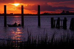 LCS-Tungsten Row 3 (Montwerx) Tags: sunset lowcountrysunsets lowcountrysunsetsonfacebook dusk twilight mdggraphix sky skies myskies clouds cloudsstormssunsetssunrises