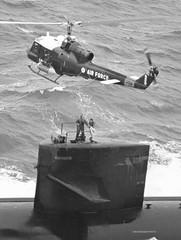 RAAF Huey USN Sub (Dulacca.trains) Tags: raaf airforce uh1b bell204 bravo iroquois huey helicopter submarine usn sarflight pearce westernaustralia australia australian aussie a21019 ianbawden