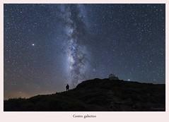 Centro Galáctico (yoni103) Tags: canon canon6d sigma sigma14mm cielosnocturnos canarias cielosdelapalma cumbres fotografianocturna nocturnas palma vialactea estrellas exposicion roquedelosmuchachos