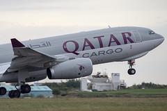 A7-AFJ // Qatar Cargo // A330F // Stansted (SimonNicholls27) Tags: a7afj qatar cargo stn egss stansted a330 a330f airbus