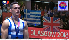 "Greece, Macedonia News, Lefteris Petrounias the so called ""Lord of the Rings"" wins 4th consecutive gold medal in European Gymnastics Championship, Glasgow, Aug 2018 (Macedonia Travel & News) Tags: greecemacedonia makedonia macedoniatimeless macedonian macédoine mazedonien μακεδονια ancient greek culture vergina sun blog star thessaloniki hellenic republic prilep tetovo bitola kumanovo veles gostivar strumica stip struga negotino kavadarsi gevgelija skopje debar matka ohrid mavrovo heraclea lyncestis history alexander great philip macedon nato eu fifa uefa un fiba macedonianstar verginasun aegeansea macedoniapeople macedonians peopleofmacedonia macedonianpeople macedoniablog florina macedoniagreece timeless македонија macedonianews macedoniapress македонијамакедонскимакедонци 2ndplaceturkey 3rdplaceuk tourism macedonia"