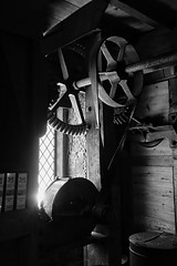 Grinding Gear (MrAlbionMan) Tags: mill gear grinding blackandwhite industrial